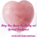 Rose Quartz Crystals For Healing And Spiritual Development