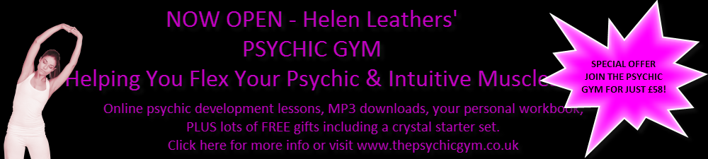psychic development lessons