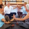 running a psychic development circle