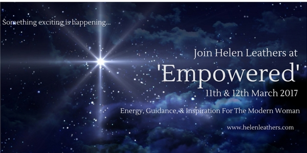 empowered event with helen leathers