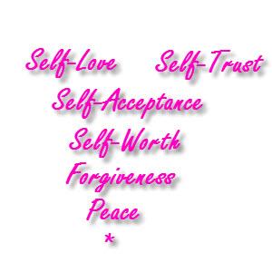 self love, love yourself, find love